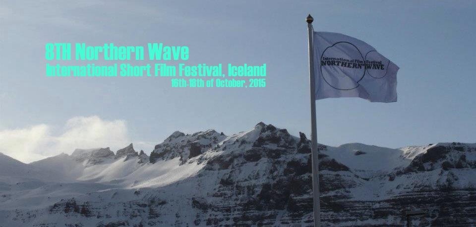 Northern Wave International Short Film Festival, Iceland logo