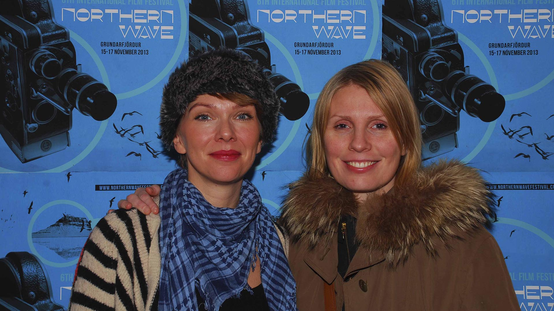 Dögg Mósesdóttir is the founder and director of NW International Film Festival